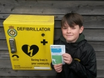 Croome, Worcestershire. National Trust AED